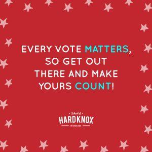 My Vote Matters
